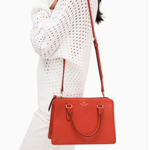 kate spade Bags - Kate Spade Mulberry Street Lise Hot Chili